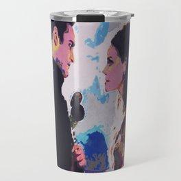 Johnny and June Travel Mug