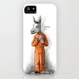 No Pay iPhone Case