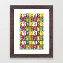 Don't worry, Bill Murray! Framed Art Print