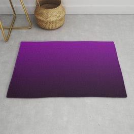 Purple Black Gradient Color Rug