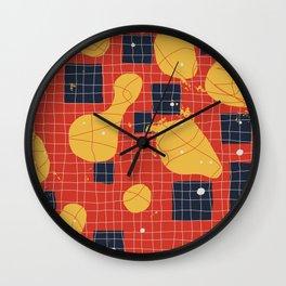 OLJA Wall Clock