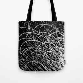 Linear Waves2 Tote Bag