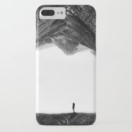 Lost in isolation iPhone Case