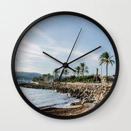 Palma de Mallorca Wall Clock