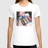 coke T-shirts featuring COKE by Rayane Guedes XII