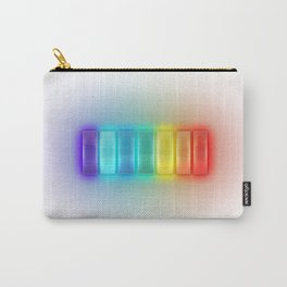 What're your shades?  Rainbow Colors VIBGYOR Carry-All Pouch