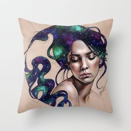 Gen Throw Pillow