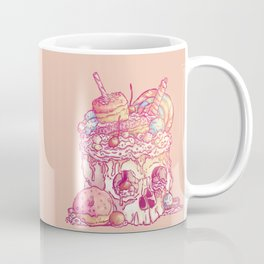 Skull No.3 // The Yummy One Coffee Mug