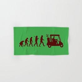 Evolution - golf Hand & Bath Towel