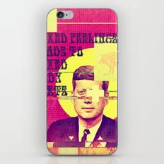 Mixed Feelings Leads to Mixed Body Parts iPhone & iPod Skin