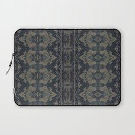 Moody Shibori Laptop Sleeve