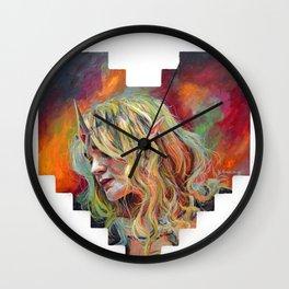 Legend of Zelda, Princess Zelda Fan Art Wall Clock