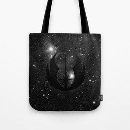 Jedi Order and Stars Tote Bag