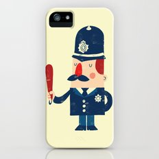 'Ello, 'ello, 'ello! Slim Case iPhone (5, 5s)