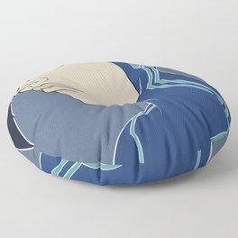 Space Girl Floor Pillow