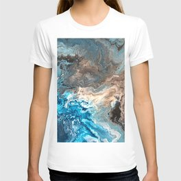 Earthy Waves 3 T-shirt