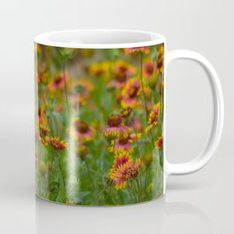Indian Blanket Coffee Mug