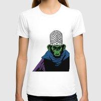 jojo T-shirts featuring Mojo Jojo by Miguel Villasanta