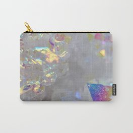 Aurora Borealis Crystals Carry-All Pouch