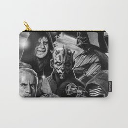 Dark Side StarWars Darth Vader Darth Maul Sith Storm Trooper kylo Dooku Sidious Carry-All Pouch