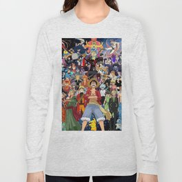 Anime All v3 Long Sleeve T-shirt
