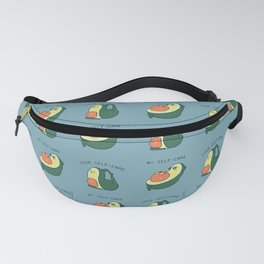 Self Care Avocado Fanny Pack
