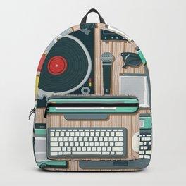 DJ's Workspace Backpack