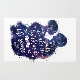 Whatever our souls Rug