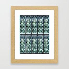 Caged In Framed Art Print