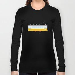 Lisbon Tram Long Sleeve T-shirt