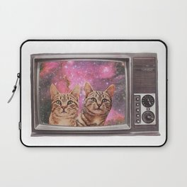 Couple of Cool Cats Laptop Sleeve