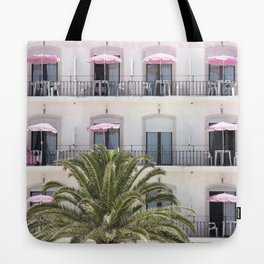 Life in Pink Tote Bag