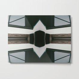 Illuminati Metal Print