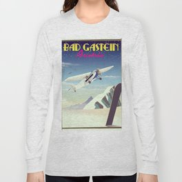Bad Gastein Austria Long Sleeve T-shirt