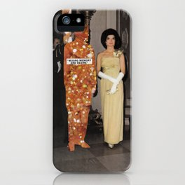 Kennedy 2 iPhone Case
