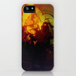 Hala Vandala iPhone Case