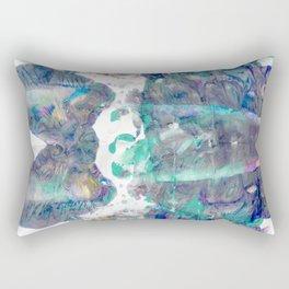 Direction Acrylic Rectangular Pillow