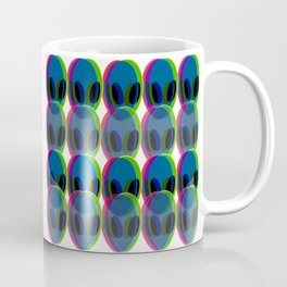 Alien8 Coffee Mug