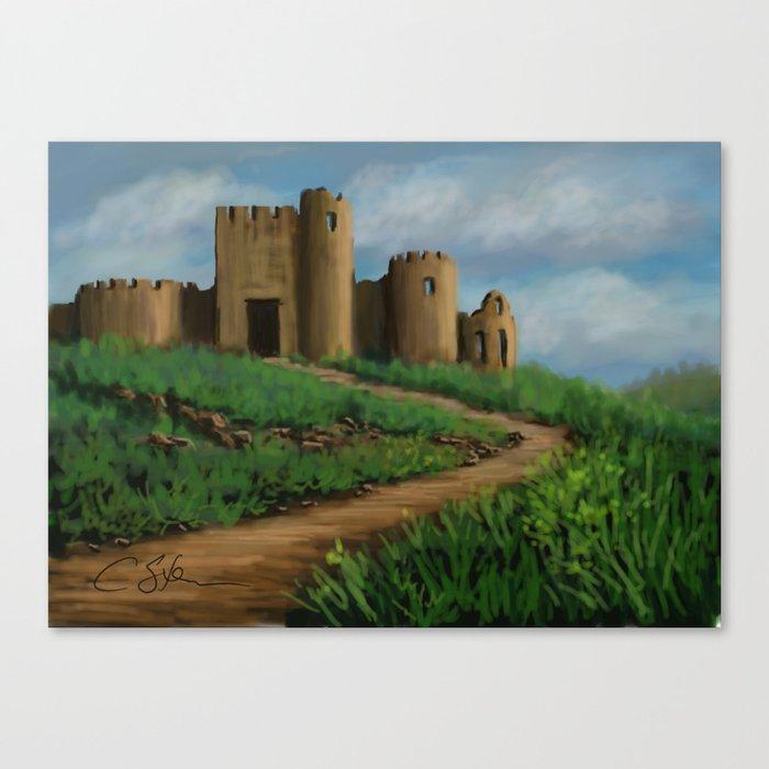 Still Standing DP160123b Canvas Print