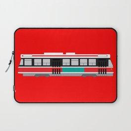 Toronto TTC Streetcar Laptop Sleeve