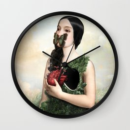 Nobody Knows It Wall Clock