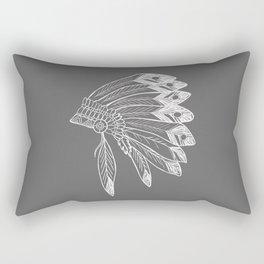 Apache Rectangular Pillow