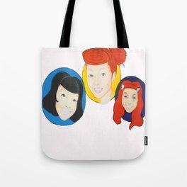 Bedrock Ladies Tote Bag
