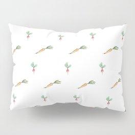 Root Veg Pattern Pillow Sham