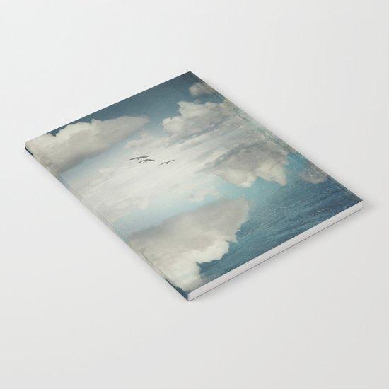 Spaces II - Sea of Clouds Notebook