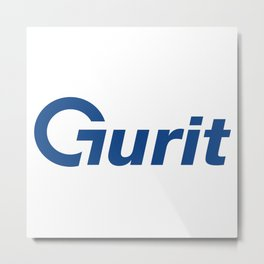 gurit Metal Print