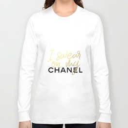 Glamour Decor Long Sleeve T-shirt