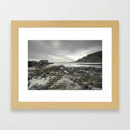 Hartland Vista  Framed Art Print