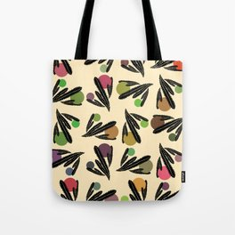 Foglie Sparse Tote Bag