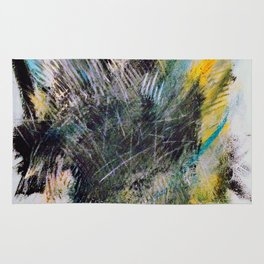 Woarrr - Paint splash Rug